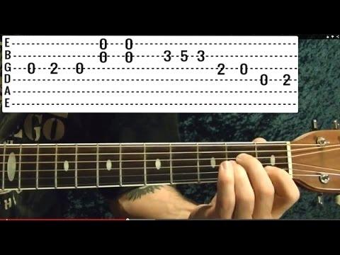 🔴25 Blues Riffs - Guitar Lesson - Beginners