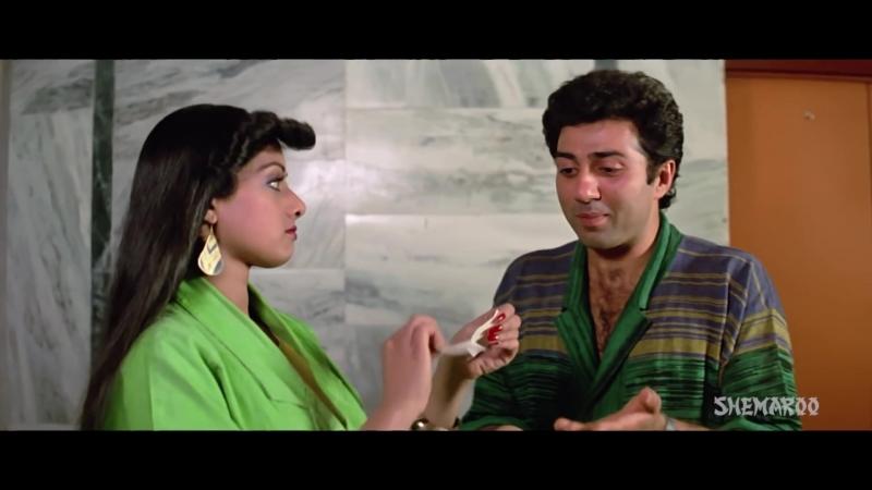 Ram Avtar (HD) - Sunny Deol ¦ Sridevi ¦ Anil Kapoor - Superhit Hindi Movie With Eng Subtitles