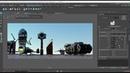 OctaneRender for Maya Lesson 3.2: Octane Environment Lighting Using The Daylight System