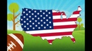 USA Facts for Kids - America - United States