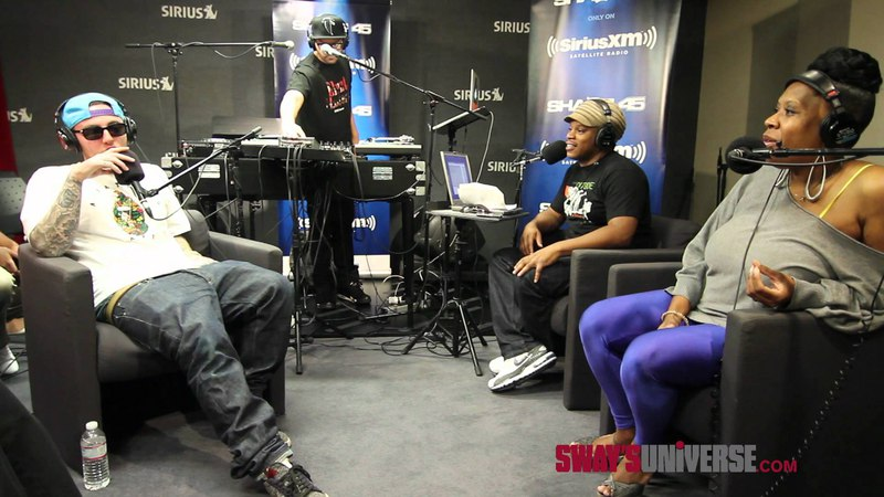 Mac Miller Speaks on $10 Million Dollar Lawsuit with Lord Finesse on SwayInTheMorning