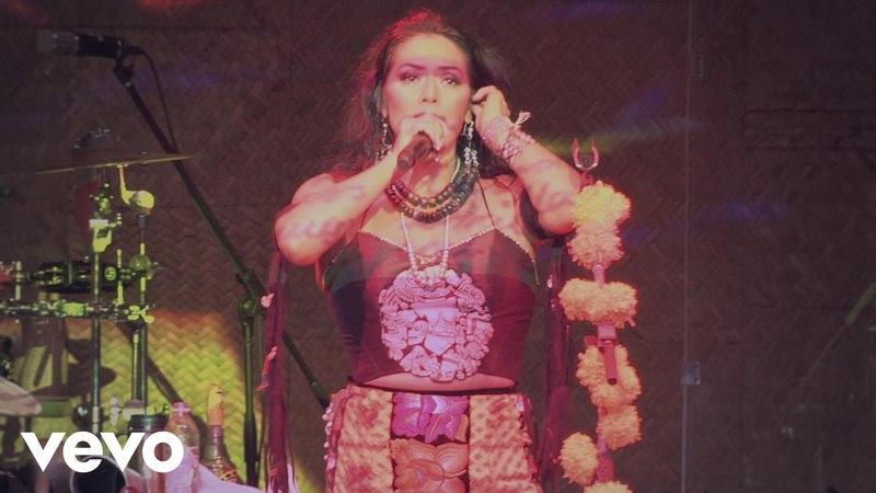 Lila Downs - Zapata Se Queda (Concierto en Vivo)