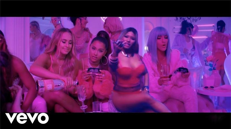 Ariana Grande, Nicki Minaj - 7 Rings (feat. Nicki Minaj)