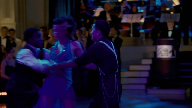 Держи ритм -- финальный танец, Данте Баско, Дженна Деван
