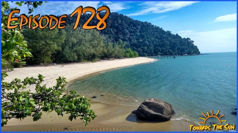 Попытка убежать от цивилизации Ипох Пенанг Малайзия Навстречу Солнцу Автостопом 128