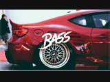 BASS BOOSTED TRAP MIX 2018