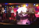 Кавер группа Jagger на сцене ресторана Максимилианс