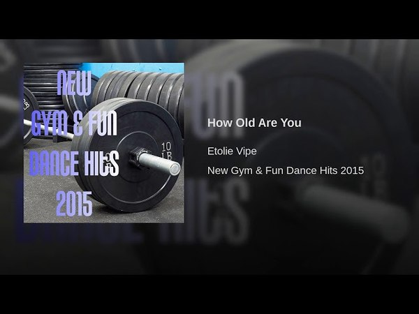 Etolie Vipe - How Old Are You (Euro Mix) - (Eurodance) WEB