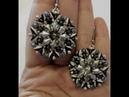 Tutorial orecchini La perla nera