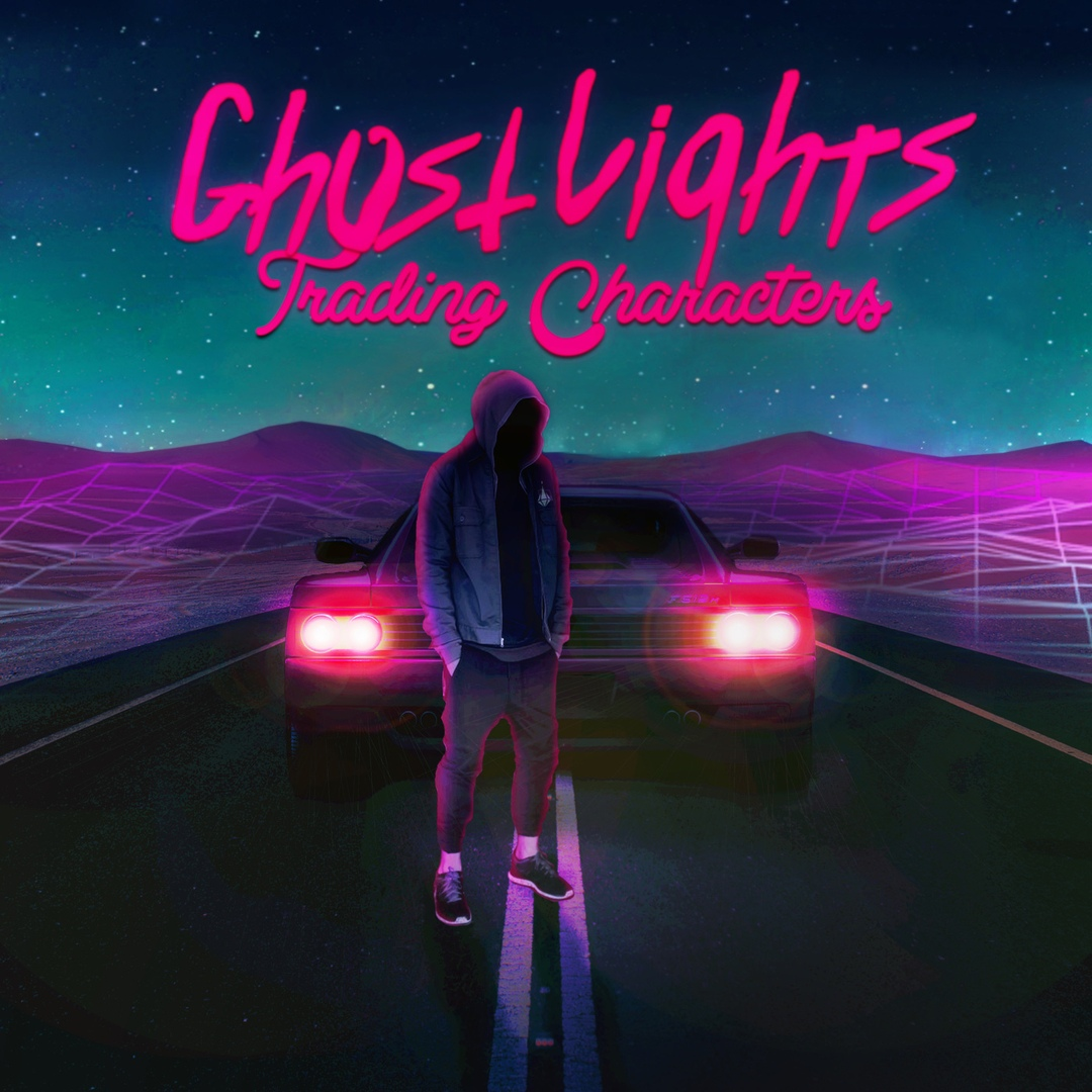 Ghost Lights - Trading Characters (2018)
