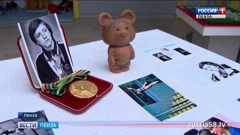 Пензенская чемпионка по прыжкам в воду Ирина Бажина отмечает юбилей