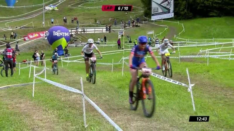 Кубок Мира по маунтинбайку 2018 Этап 4 Шорт трек