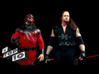 [WWE QTV]☆[Top 10]Best of The Brothers of Destruction]