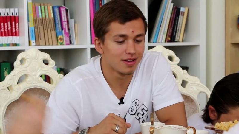 Сергей Романович интервью с нашим братом, да увеличит Аллах в нем иман и укрепит на пути Пророка салляллаху алейхи уа саллям