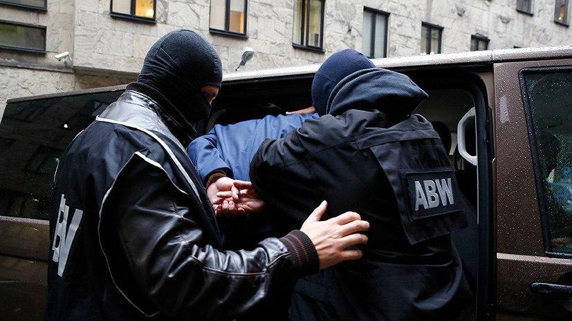 В Польше задержали россиянку