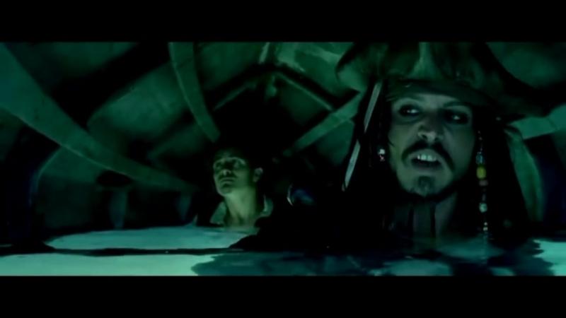 Pirates of the Caribbean / best momets / Пираты карибского моря
