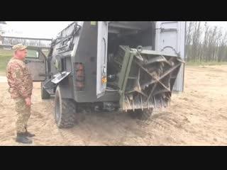Ukrainian Bogdan Bars-8MMK