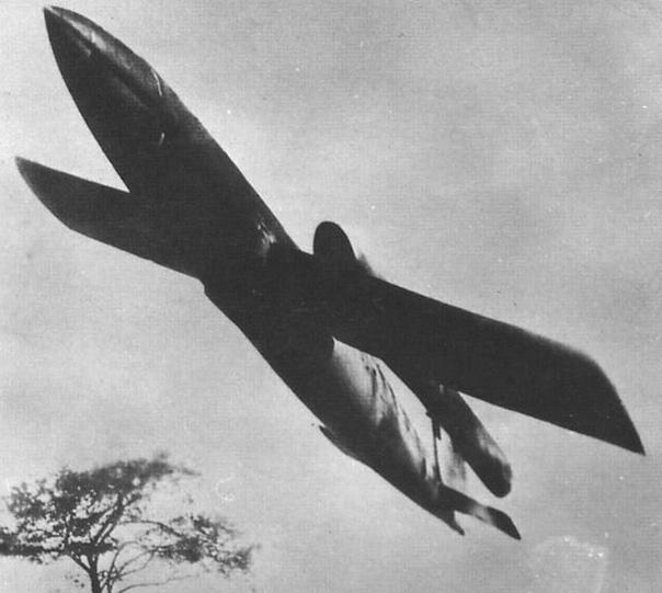 Почему ракеты ФАУ-1 не расстреливали, а переворачивали.