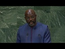 Liberia - President Addresses General Debate, 73rd Session