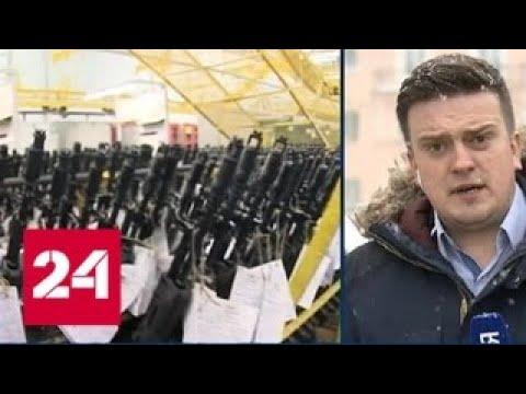 Секретарь Совбеза ознакомился с диверсификацией концерна Калашников Россия 24