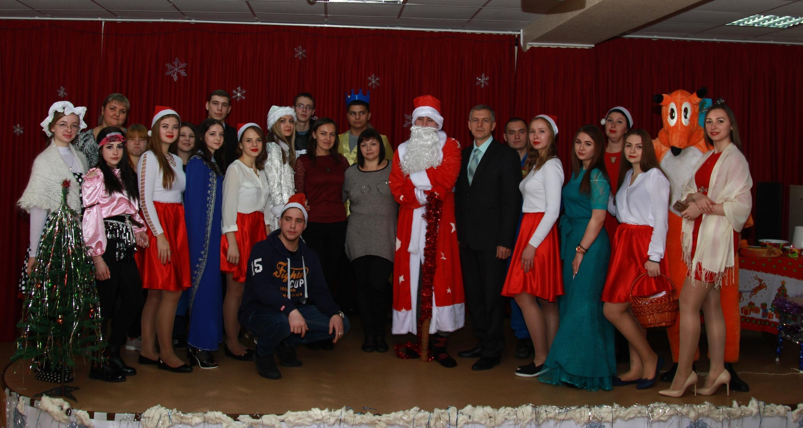 Праздничное мероприятие «Новогодняя сказка»