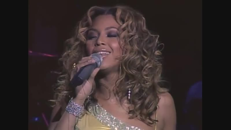Beyonce - Youll Never Walk Alone (Live @ EIFs Colon Cancer Benefit 24.04.2004)