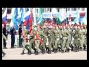 Парад Победы начался с почетного круга ветеранов и тружеников тыла