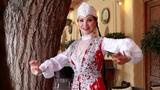 Узбекский танец, движения рук. Клип импровизация