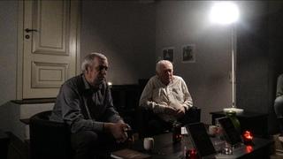 Сергей Жигалкин и Юлиан Аранов. Презентация книг.