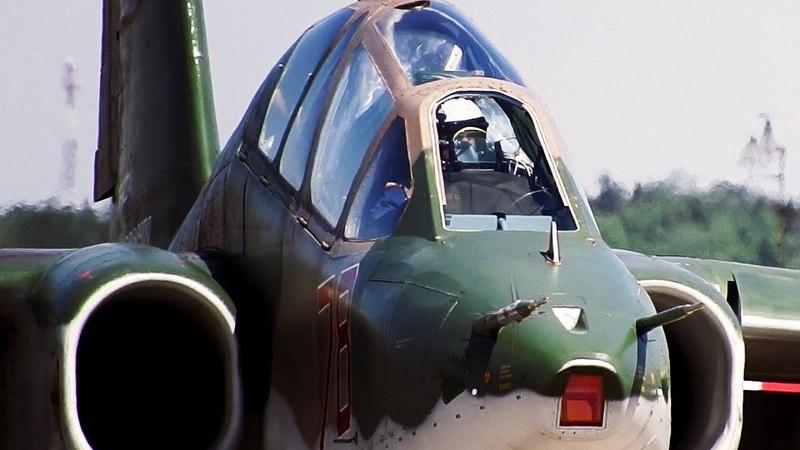 Су-25 Грач | Высший пилотаж | Кубинка | 80 лет ЦПАТ