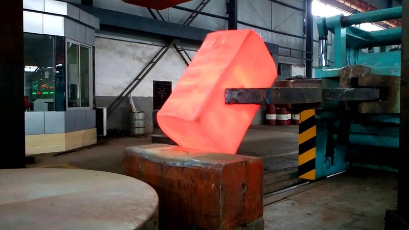 Extreme Dangerous Titanium Alloys Forgings Process, Fastest Hydraulic Forging Machine Technology