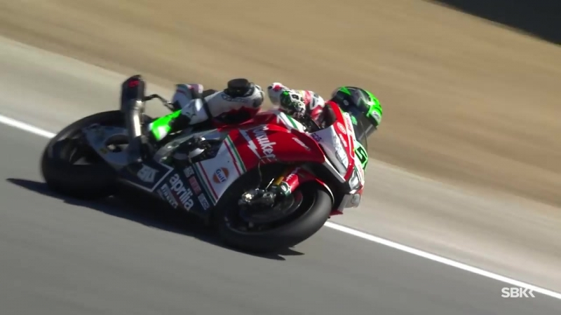 WSBK 2018 friday highlights