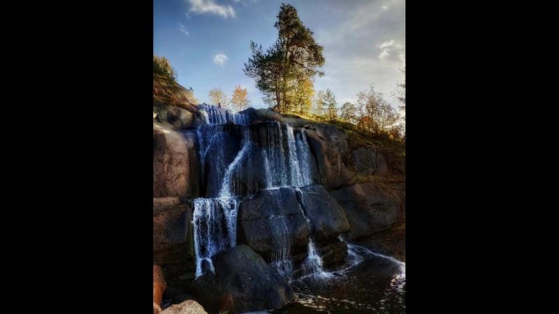Sappoka, Kotka, Suomi (waterfall)