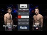 UFC 223 Magomedsharipov vs Bochniak