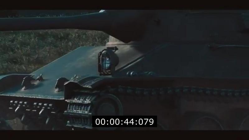 Шикарный бой на TVP T 50/51