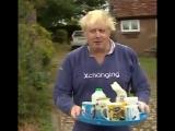 Boris Johnson Tea Cups