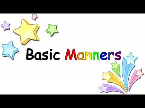 Basic Manners with Ms. Jeanne (S2E02)
