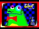 Gluf — новая мультиколорная игра Дениса Грачёва для ZX Spectrum