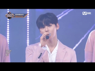 [Wanna One - ILL REMEMBER] Comeback Stage - M COUNTDOWN 180329 EP.564