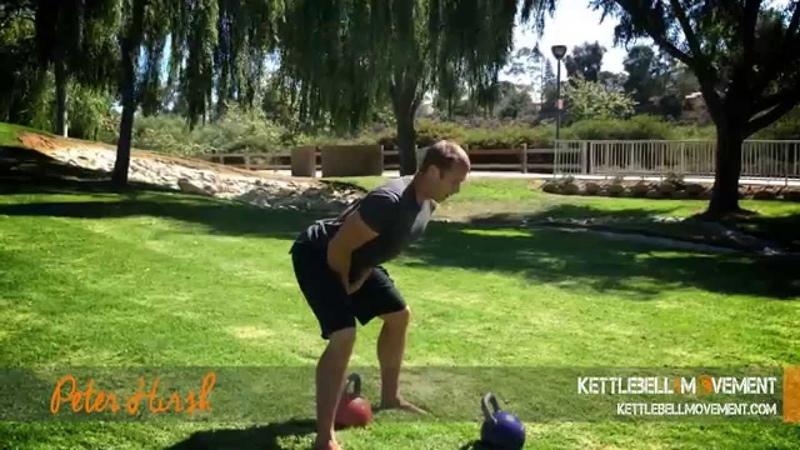 Kettlebell Swing Part 2