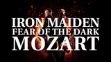 IRON MAIDEN - MOZART (Fear Of The Dark) MOZART HEROES EP ON FIRE
