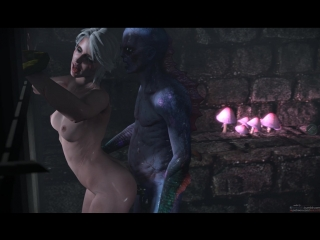 Vk.com/watchgirls rule34 the witcher 3 ciri sfm 3d porn monster sound