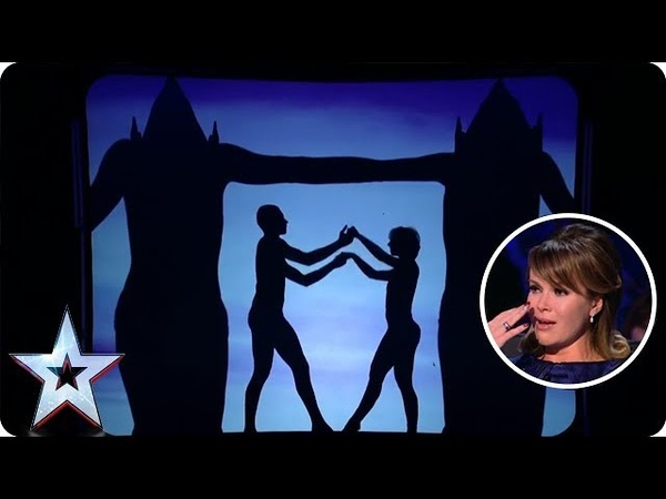Attraction make Amanda Holden CRY! | Britains Got Talent