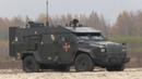 В Украине прошли успешные испытания мобильного минометного комплекса Барс 8ММК