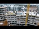 Строительство соснового квартала в Новой Боровой