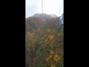 Осень в горах 😍 горкигород розахутор сочифорния🌴❤