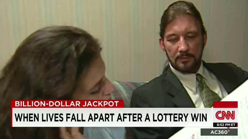 When lives fall apart after a lottery win