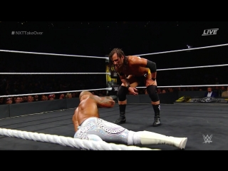 Adam Cole vs Ricochet