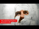 How to make a good underdrawing for portrait in oils? Tutorial with Sergey Gusev.