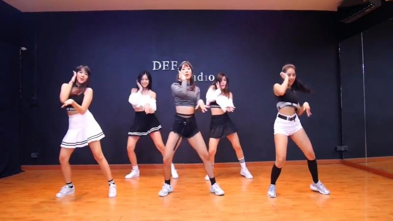 Def-G Danced Studio – BBoomBBoom / 뿜뿜 / Стук сердца (cover Momoland / 모모랜드)